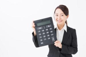 分割型分割の節税効果の計算方法