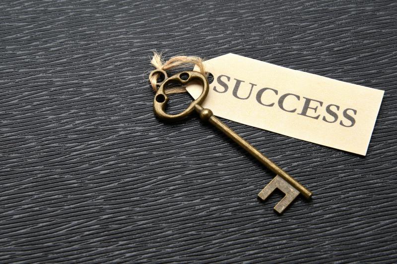 成功のカギ